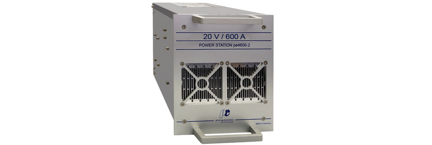 Logo Power Station pe4606