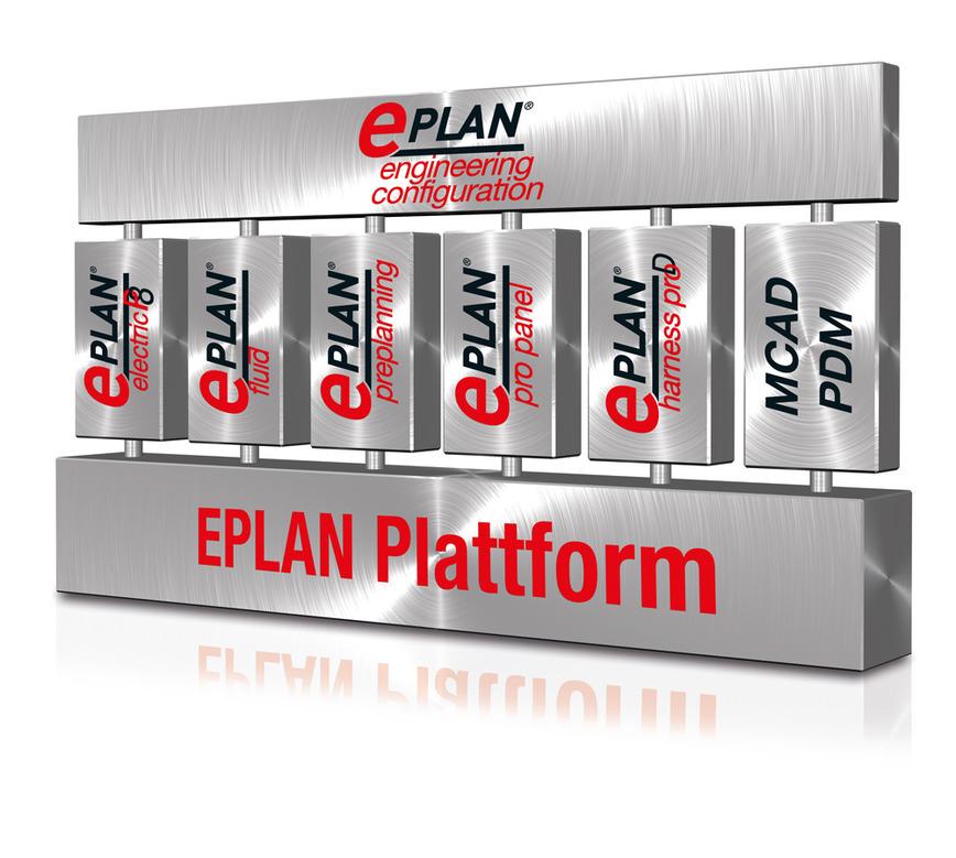 Logo EPLAN Plattform