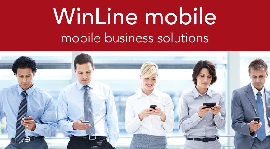 Logo WinLine mobile