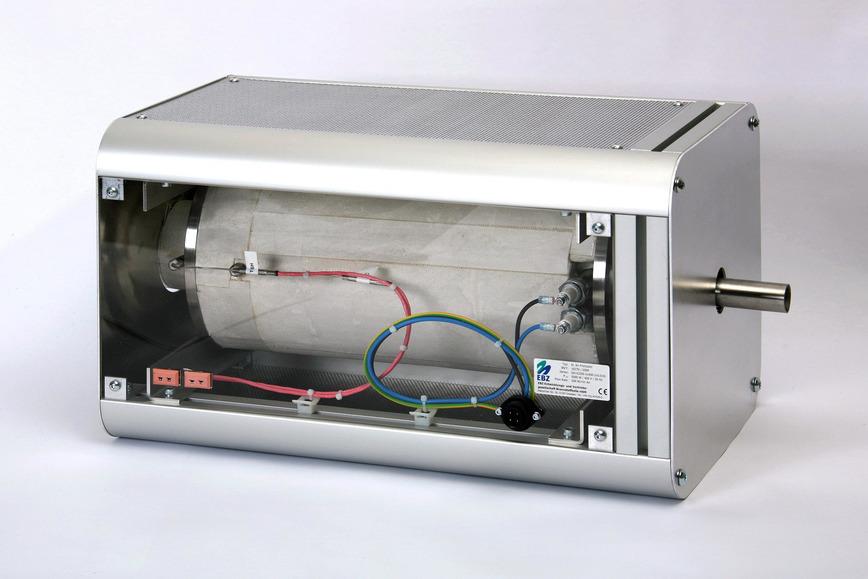 Logo High Temperature Gas Heater