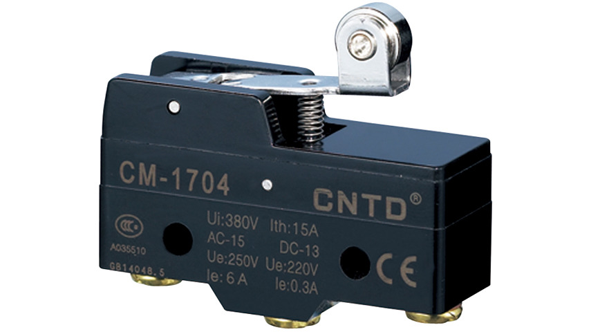 Logo CM Micro Switch