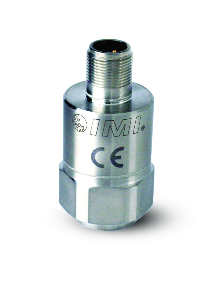 Logo PCB-649A03 - Bearing Fault Detector PLUS