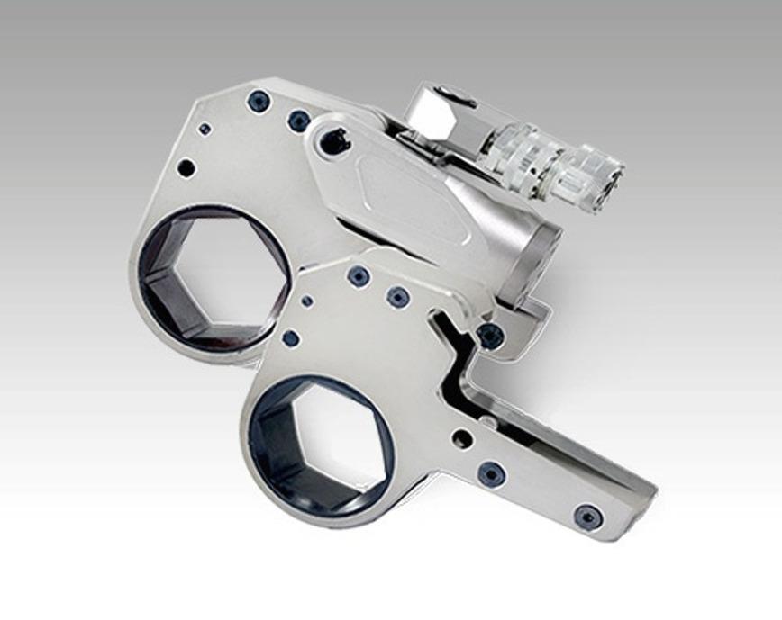 Logo Hydraulic Torque Wrench-LOW series