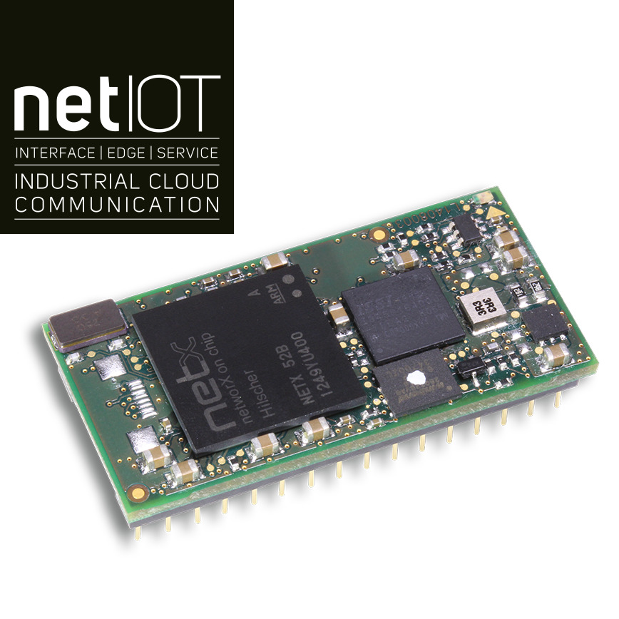 Logo DIL-32 IC mit IoT-Kommunikation