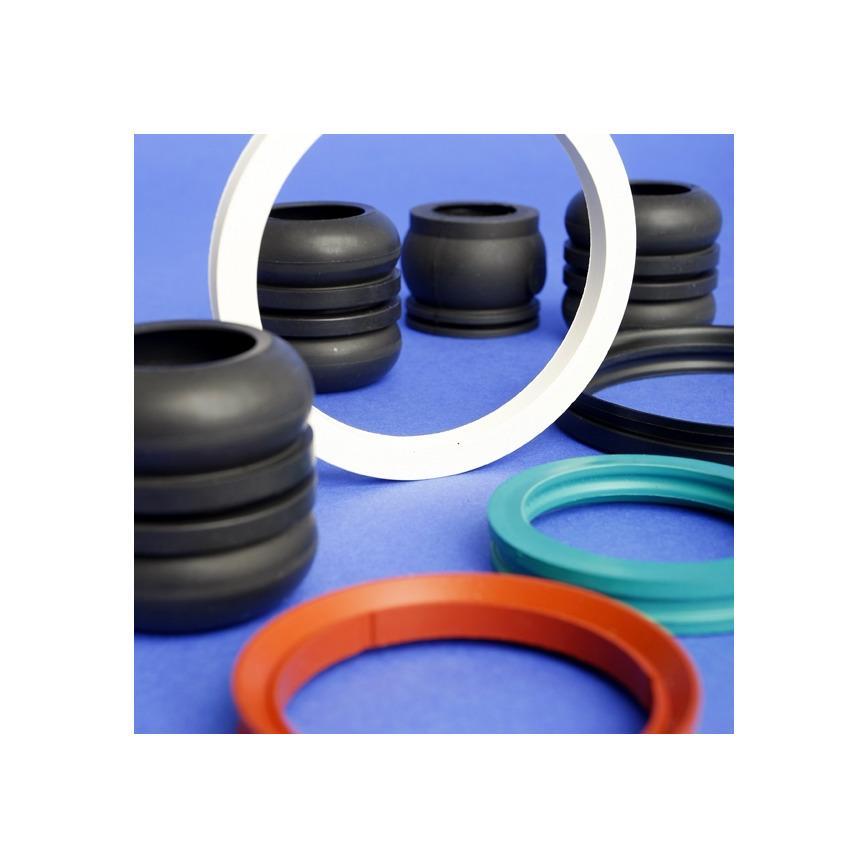 Logo Dichtungen und Formteile