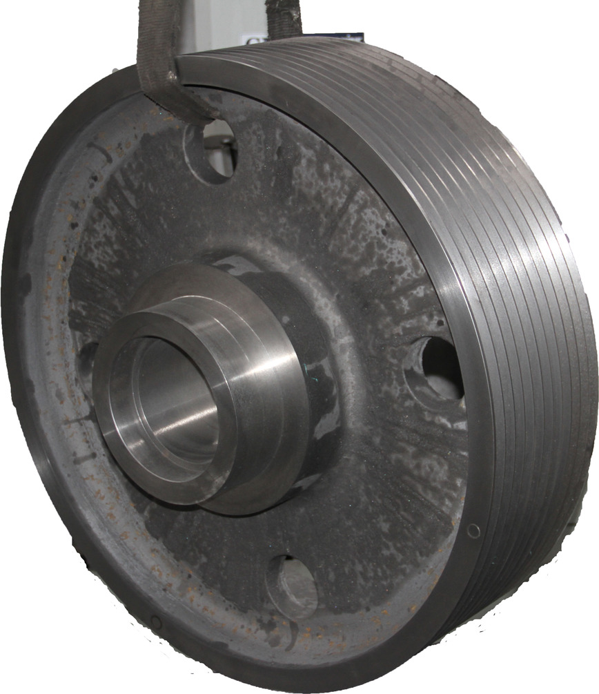 Logo Gear Boxes, Drives and Pulley Casting