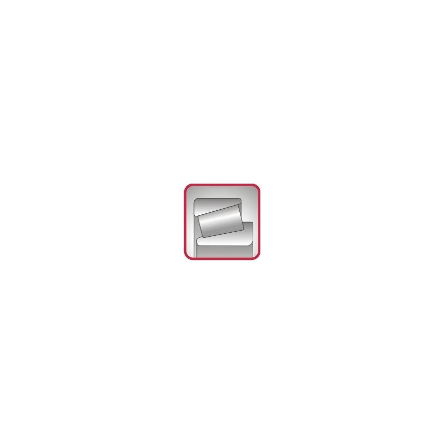 Logo Tapered rolller bearing