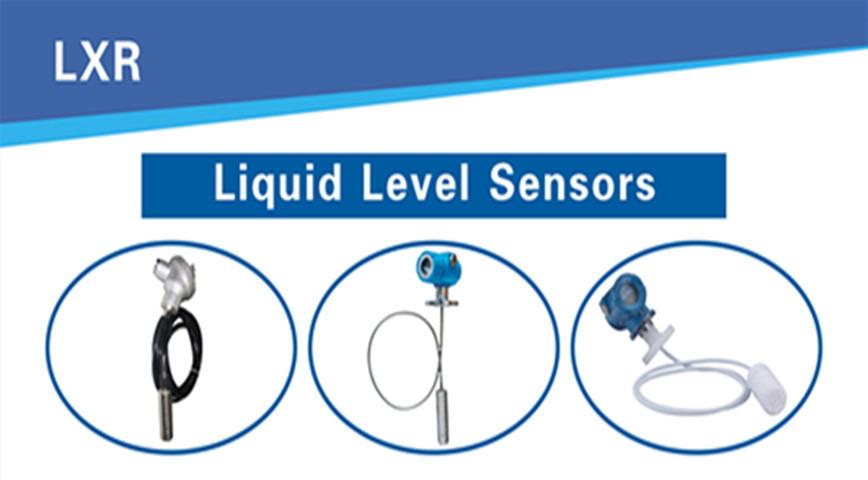 Logo Liquid Level Sensors
