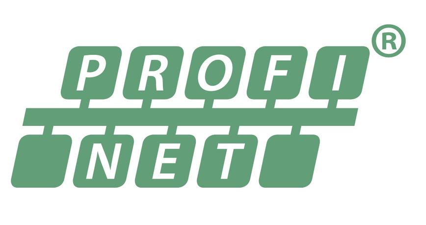 Logo PROFINET - der führende Industrial Ethernet Standard