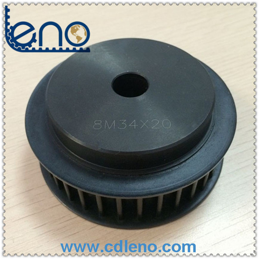 Logo HTD8M Timing Pulley