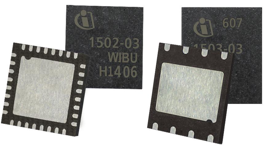 Logo CmASIC mit USB und SPI Interface