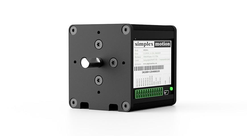 Logo SimplexMotion Integrated Servomotors