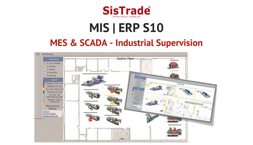 Logo MIS|ERP S10 Software