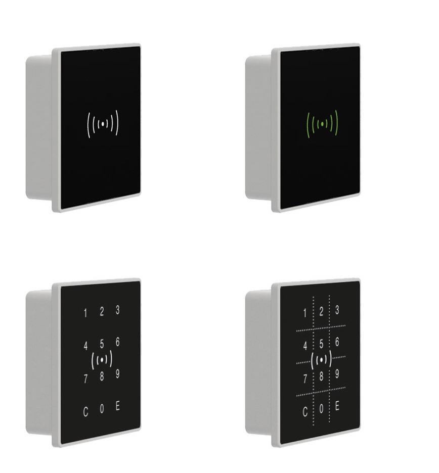 Logo Datafox EVO Access Control reader