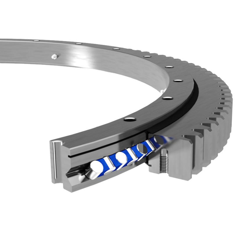 Logo X1 - Kreuzrollendrehverbindungen