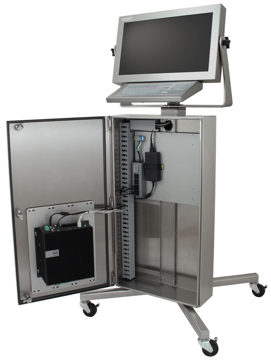 Logo PC-Ready Industrial Operator Stations
