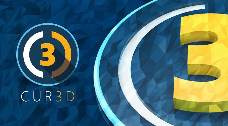 Logo CUR3D