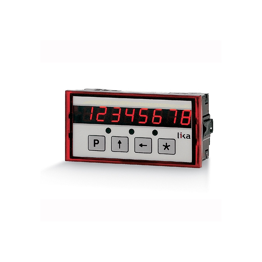 Logo POSICONTROL - Displays and Position controllers