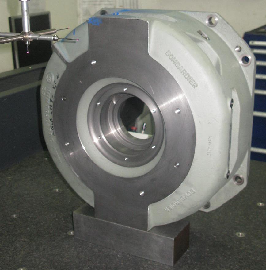 Logo CNC Machining Technology