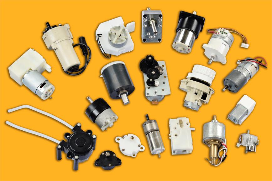 Logo Gear Module Items