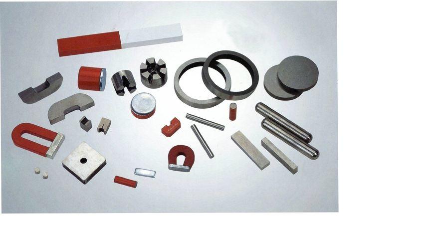 Logo Series of AINiCo Magnets