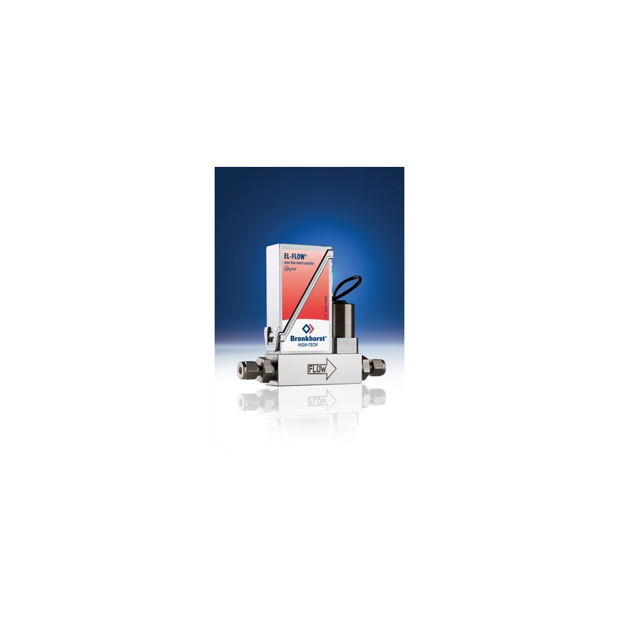 Logo EL-FLOW Thermal Mass Flow Meter / Controller for gases
