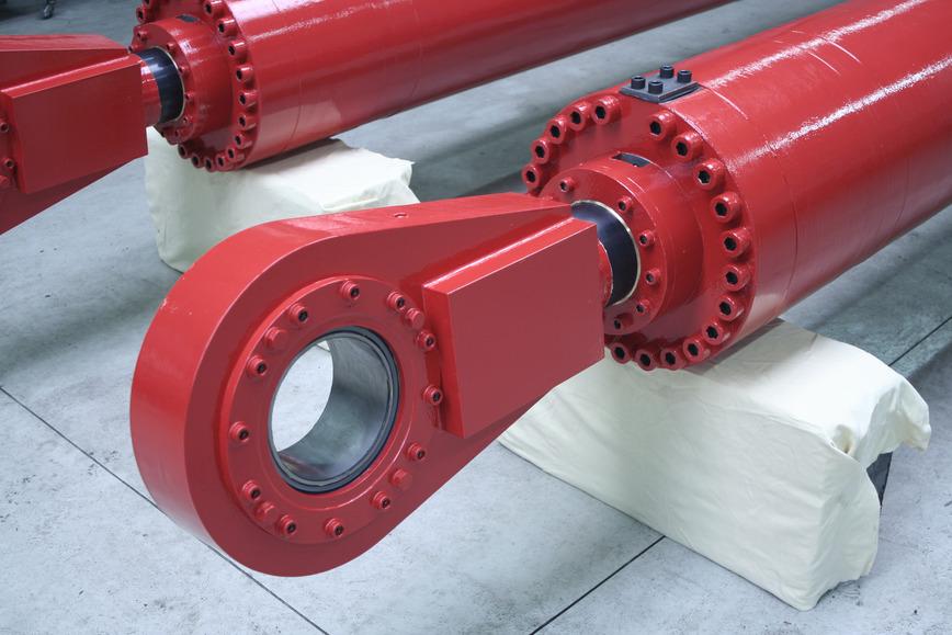 Logo Hydraulic Cylinder