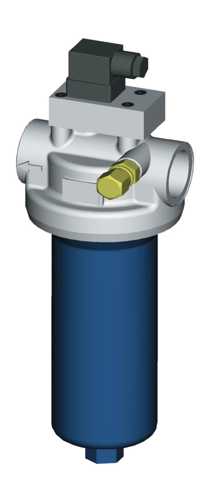 Logo Simplex Filter