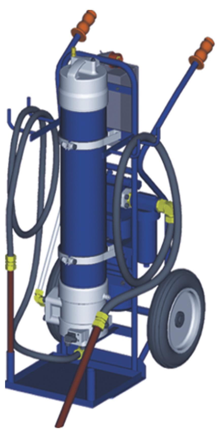 Logo Offline-Filtration System