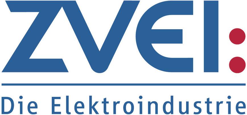 Logo ZVEI im Forum Industrie 4.0 -Halle 8 D19
