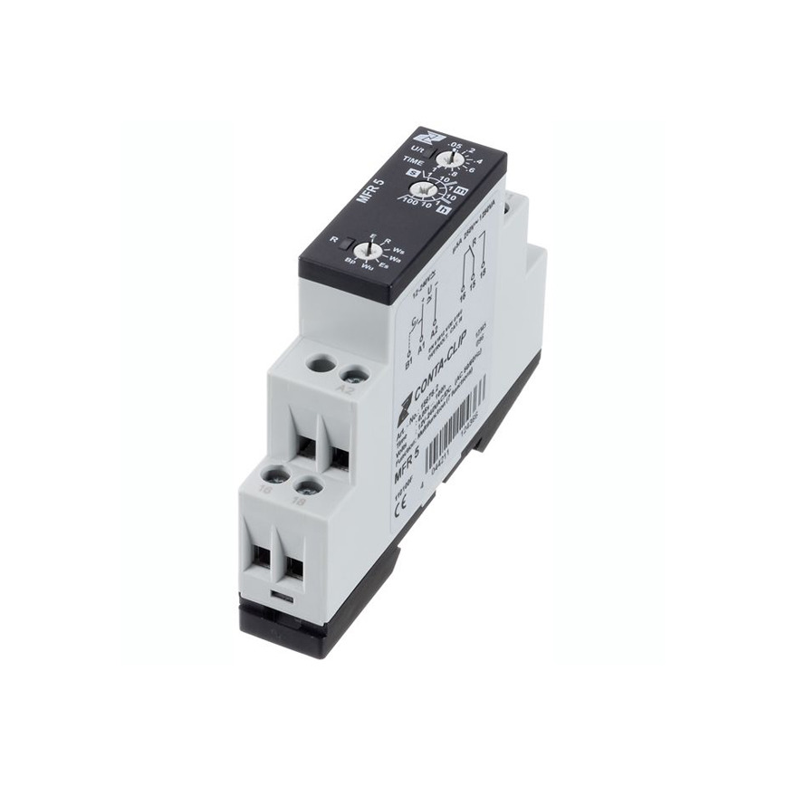 Logo Functional relays MFR 5 Timing relays