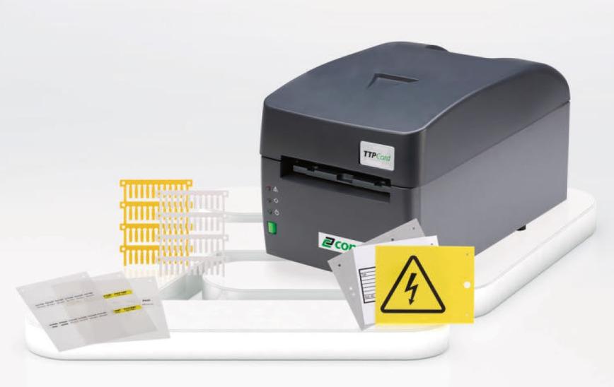 Logo Thermal-transfer printer TTPCard