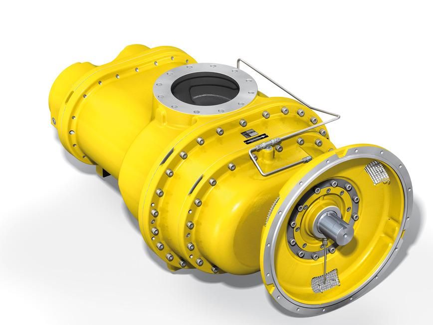 Logo EVO® - Gas Schraubenverdichter