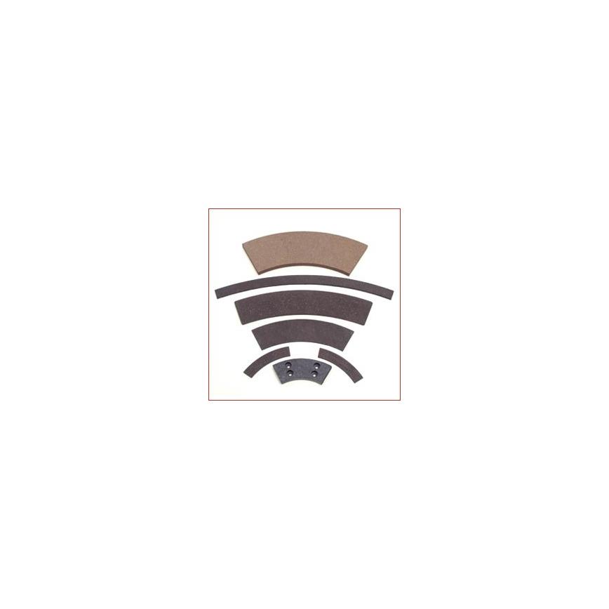 Logo Ringsegmente, Reibbelag, Reibbeläge