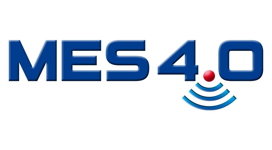 Logo Zukunftskonzept MES 4.0