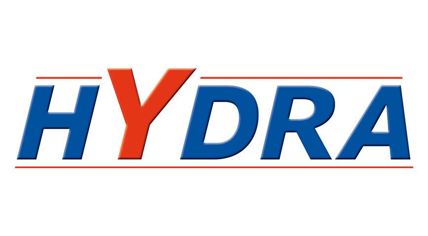 Logo MES HYDRA im Bereich Fertigung