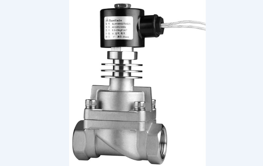 Logo STEAM SOLENOID VALVE
