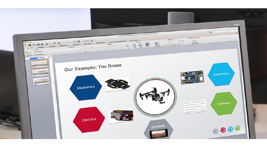 Logo Integration von ECAD in SAP PLM