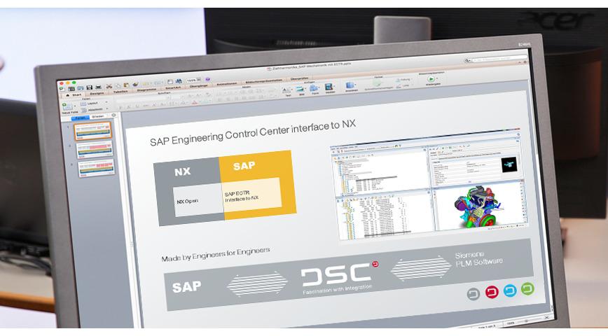 Logo Integration von NX in SAP PLM