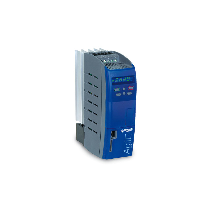 Logo Agile - Frequency Inverter