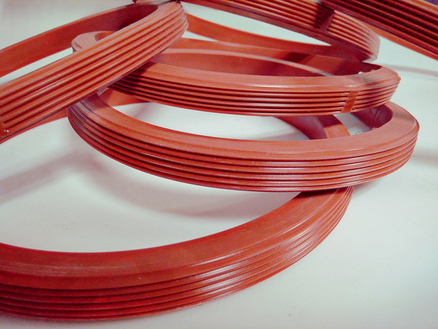 Logo Inflatable Silicone Seals