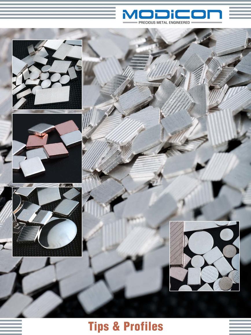 Logo Silver Tin Oxide Contacts