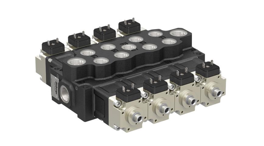 Logo Load-sensing Ventil Q300
