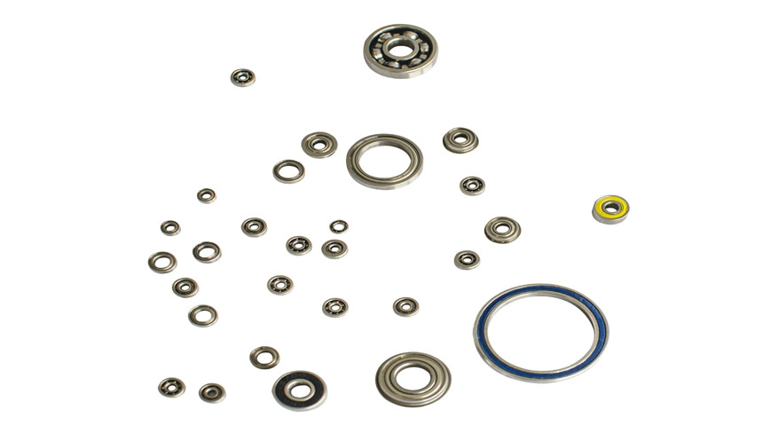 Logo Stainless Steel Miniature Ball Bearings