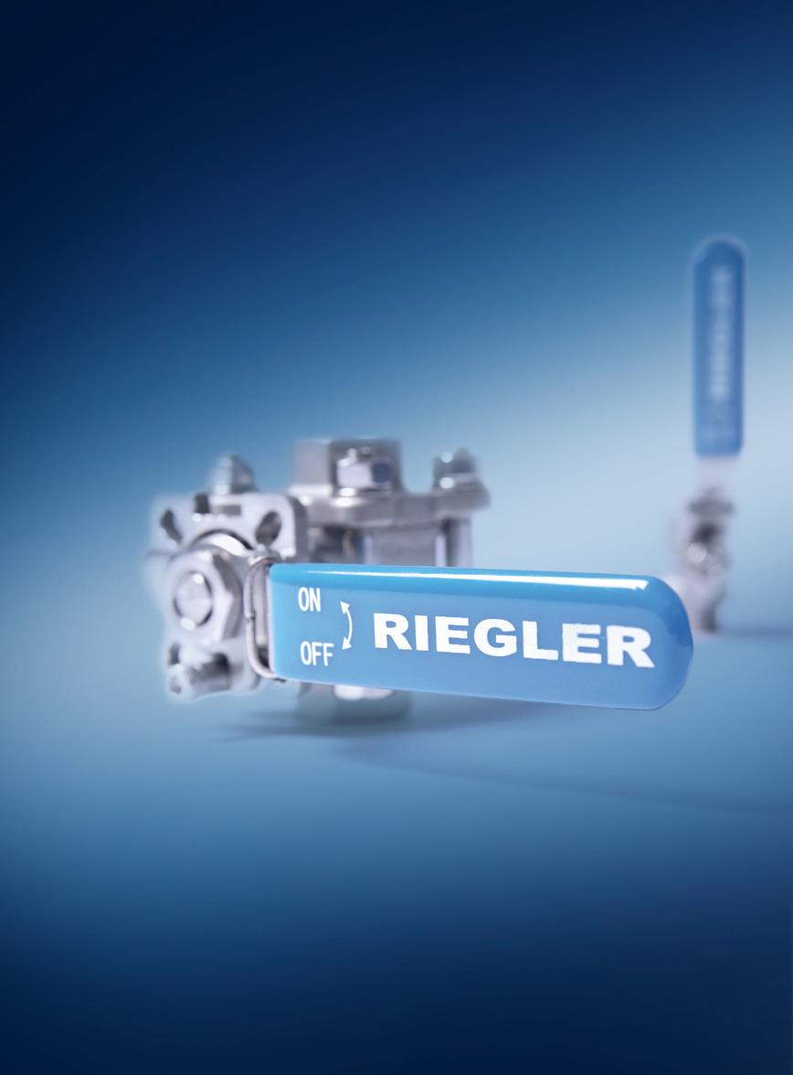 Logo RIEGLER Drucklufttechnik und Pneumatik