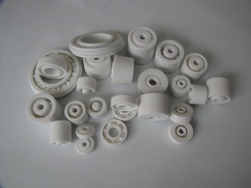 Logo Plastic bearings