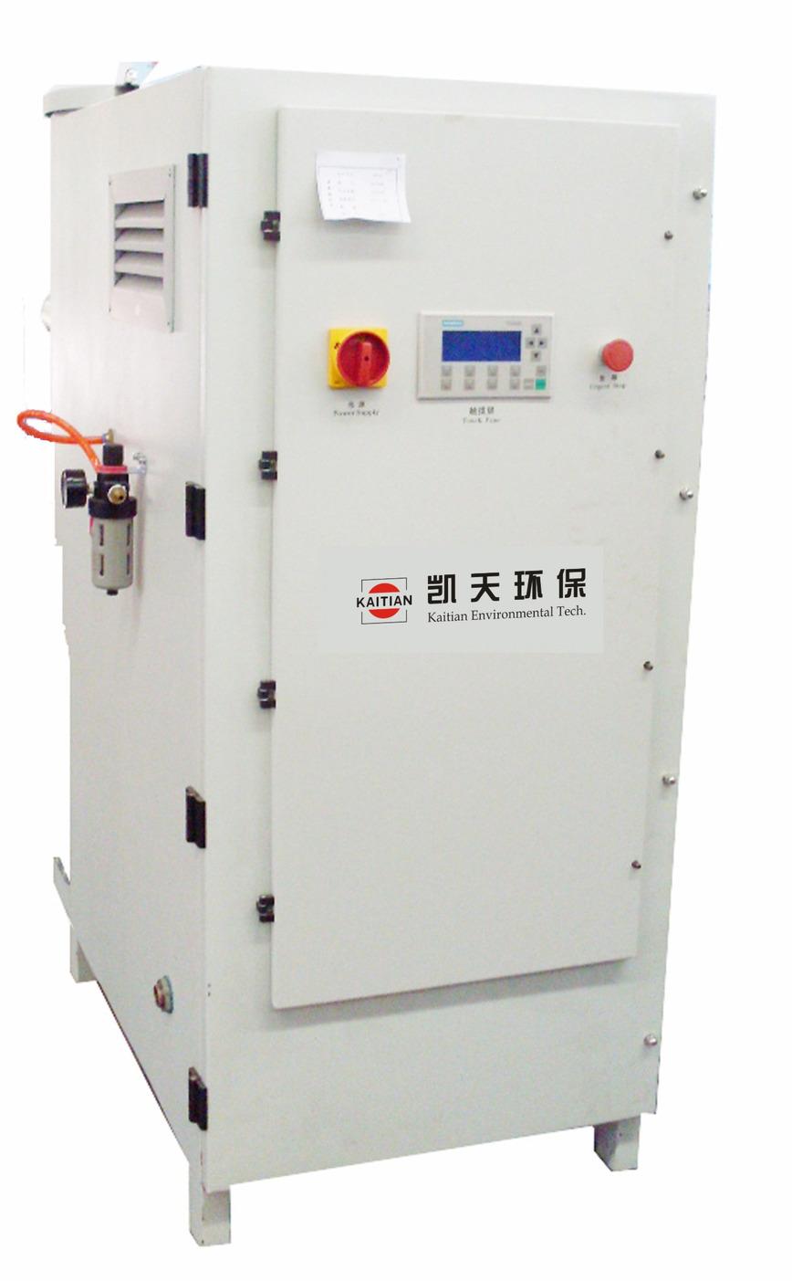 Logo High Vaccum Dust Collection Main Machine