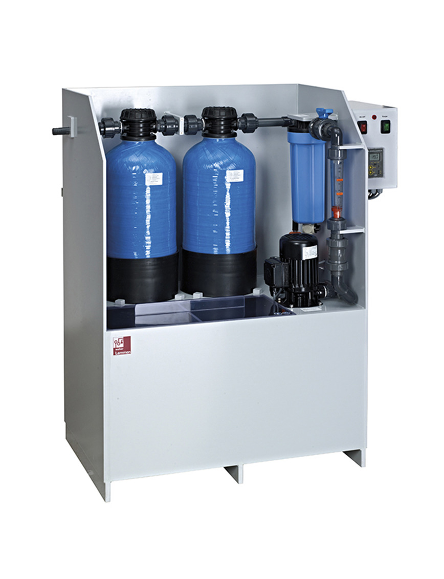 Logo Waste water treatment