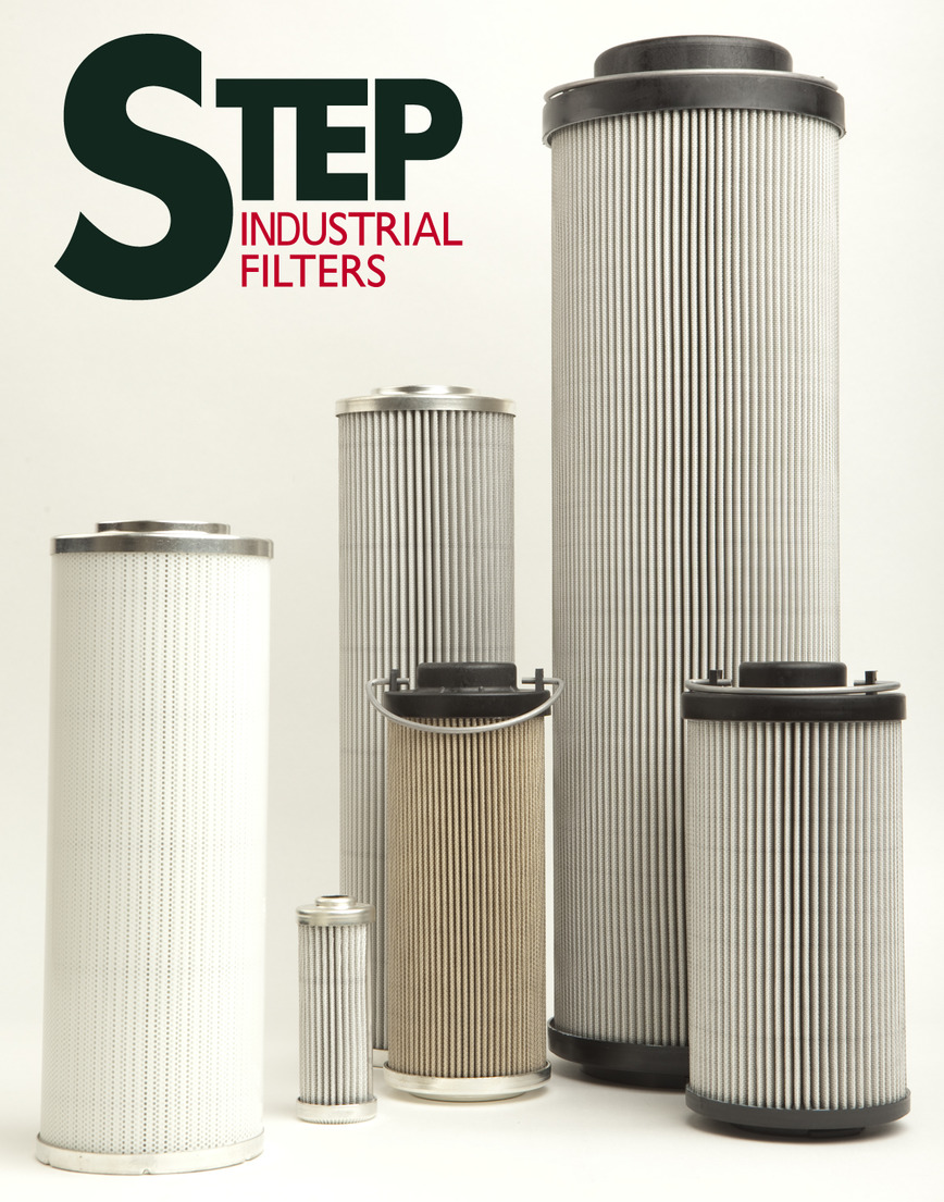 Logo STEP INDUSTRIAL FILTERS DISTRIBUTION