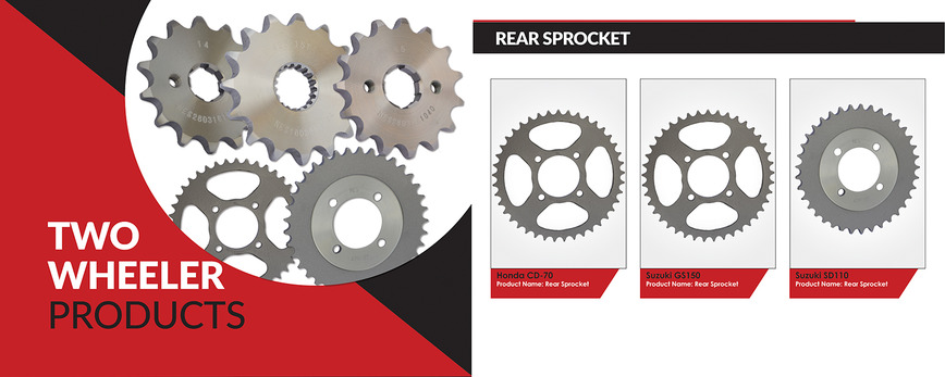 Logo Sprocket Drive